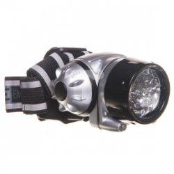 Latarka czołowa LED 80lm 3xAAA P3509