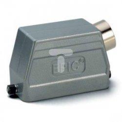Pokrywa ochronna z klamrą EPIC H-B 10 KDTF do obudów wtyczki H-B 10-24 10048600