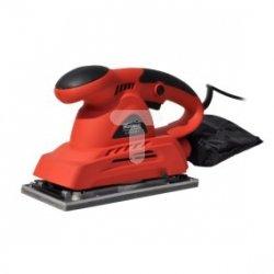 Szlifierka oscylacyjna 300W aluminiowa stopa 115x230 ergonomiczy uchwyt MN-93-210