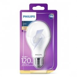 Żarówka LED Bulb 18,5W (120W) E27 WW 230V A67 FR 1BC/6 2700K 2000lm 929001313201