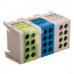 Blok rozdzielczy kompaktowy BRC 25-3/6 R33RA-02030000301