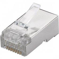 Wtyk teleinformatyczny RJ45 kat.6 STP 93829 /10szt./