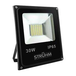 OLIMP LED 30W BLACK 4500K