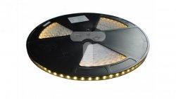 Taśma 12VDC 60 led smd 2835 ip20 ciepła biała 3000K  6W/1m profesjonalna - 1m (cięta z rolki 50m) LUX06606