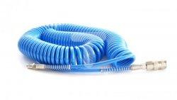 Przewód spiralny pneumatyczny 8x5 niebieski 8X5-5-KPL /5m/