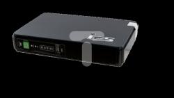 Zasilacz UPS do switchy i routerów WIFI, wbudowane akumulatory Litowe Router UPS-15