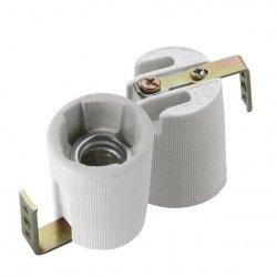 Oprawka ceramiczna HLDR-E14-F 2173