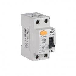 Wyłącznik różnicowo-prądowy KRD6-2/25/30-A 23188