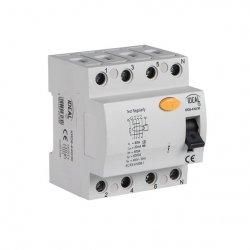 Wyłącznik różnicowo-prądowy KRD6-4/63/30-A 23193