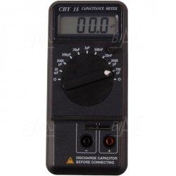 CHY15 Miernik pojemności 0,1pF~20mF