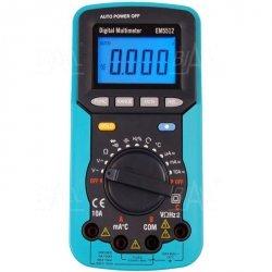EM5512 Multimetr 11 funkcji / test kolejności faz