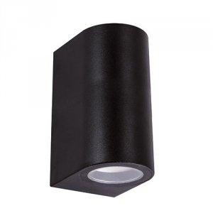 GAMP 2xGU10 C BLACK