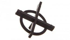 Krzyżyki dystansowe plastikowe 2.0 mm 16B620 /100szt./