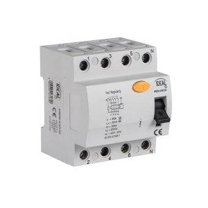 Wyłącznik różnicowo-prądowy, 4P KRD6-4/100/30 23197