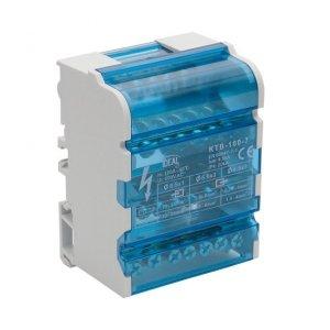 Blok rozdzielczy, In 100A, 4P KTB-100-7 23330