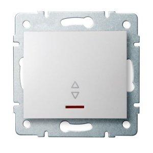 Łącznik schodowy LED LOGI 02-1140-102 bi 25081