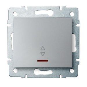 Łącznik schodowy LED LOGI 02-1140-143 sr 25200