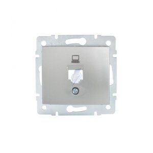 Adapter gniazda RJ45 DOMO 01-1399-043 sr 25922
