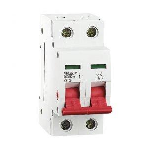 Rozłącznik izolacyjny, modułowy KMI-2/40A 27255