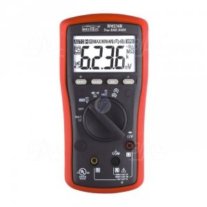 BM236R Multimetr TRMS (AC+DC) VFD test wirowania faz Brymen