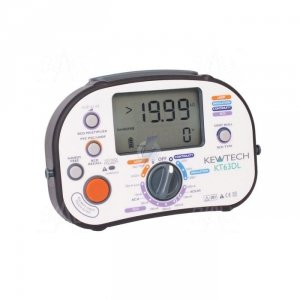 KT63DL Wielofunkcyjny miernik instalacji elektrycznej
