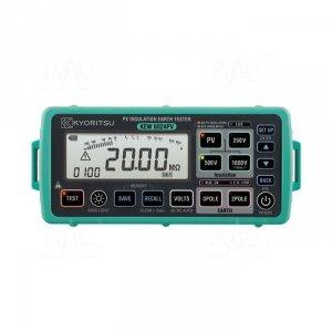 KEW6024PV Miernik rezystancji izolacji, izolacji PV, uziemienia, 1000V DC