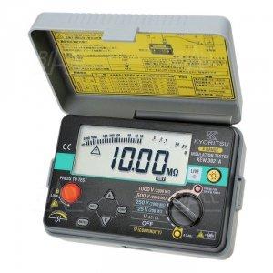 KEW3021A Miernik rezystancji izolacji 125V-1000V