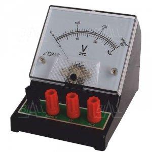 Woltomierz analog. szkolny DCV-2 300mV-3V-30V DC