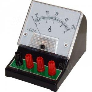 Amperomierz analog. szkolny ACA-1 500mA-1A-5A AC