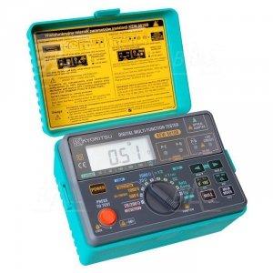 KEW6010B (KPL z pokrowcem 9142) Wielofunkcyjny miernik instalacji elektrycznej