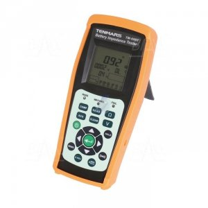 TM6002KPL  Tester akumulatorów + TM1104 Przystawka cęgowa TENMARS