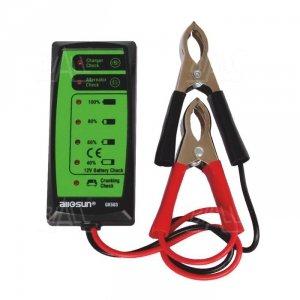 GK503 Tester akumulatora 12V i alternatora