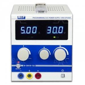 Zasilacz lab programowalny M50-SP305E DC 30V/5A MCP