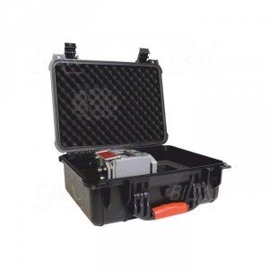 ZCB-3/5050T/W Induktorowy miernik rezyst. izolacji 500V 0~500MOhm + walizka