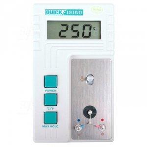 Quick 191AD Miernik temperatury grota