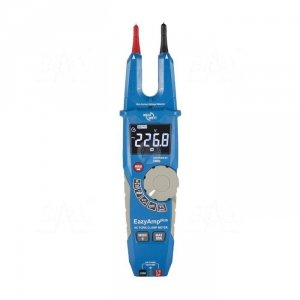 EazyAmpPlus Tester elektryka 1..1000V, 200A AC TRMS