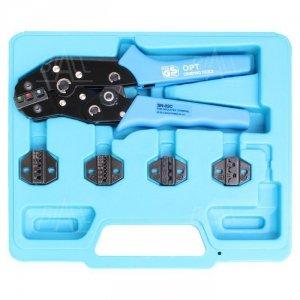 OPT SN02C-5D Zestaw narzędzi do końcówek kablowych