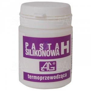 Pasta termoprzewodząca silikonowa H 100g