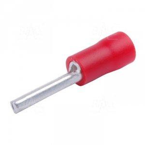 KKR Końcówka izolowana bolcowa 1,9mm  100szt