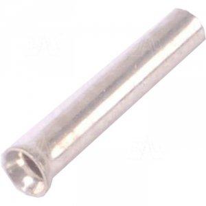 KRN005008  Tulejka nieizolow. 0,5mm2x8   100szt