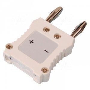 Adapter TCK do sond typu K ( wtyki 4mm-gniazdo mini) / BKP32