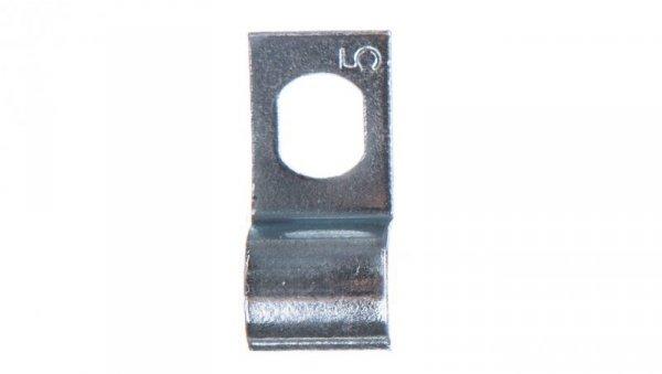 Uchwyt metalowy do rur i kabli 5mm 604 5 G 1003054 /100szt./