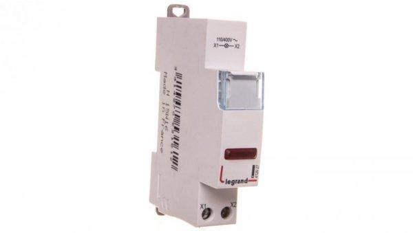 Lampka modułowa LED czerwona 110/400V L401 412927