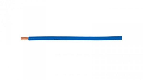 Przewód instalacyjny H05V-K (LgY) 0,5 niebieski /100m/