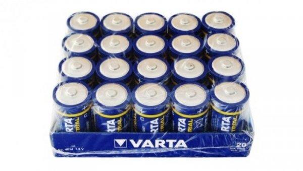 Bateria alkaliczna LR14 / C 1,5V  INDUSTRIAL /tacka 20szt./