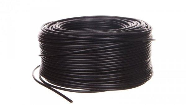 Przewód instalacyjny H07V-K 2,5 czarny 29145 /100m/