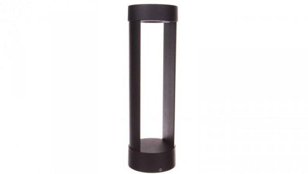 Oprawa ogrodowa obudowa aluminiowa szklany dyfuzor 1x6W COB LED 4000K 120lm IP54 108 x 350 mm LP-14-028 LAMPRIX GARDEN
