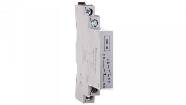Styki pomocnicze 2R montaż boczny T0-MKS1-YKD00