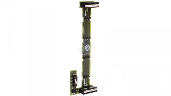 Czteropozycyjna płytka przystosowująca kasetkę sterowniczą do systemu SmartWire-DT 115993