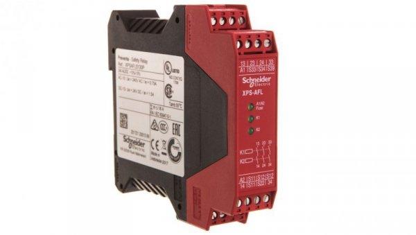 Przekaźnik bezpieczeństwa 3Z 24V AC/DC Preventa XPSAFL5130P